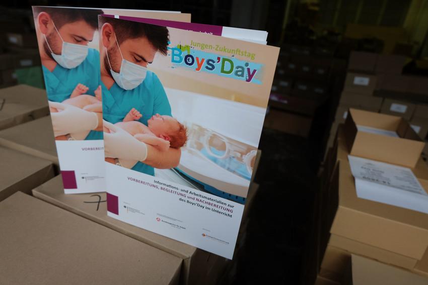 Boys'Day Unterrichtsmaterial