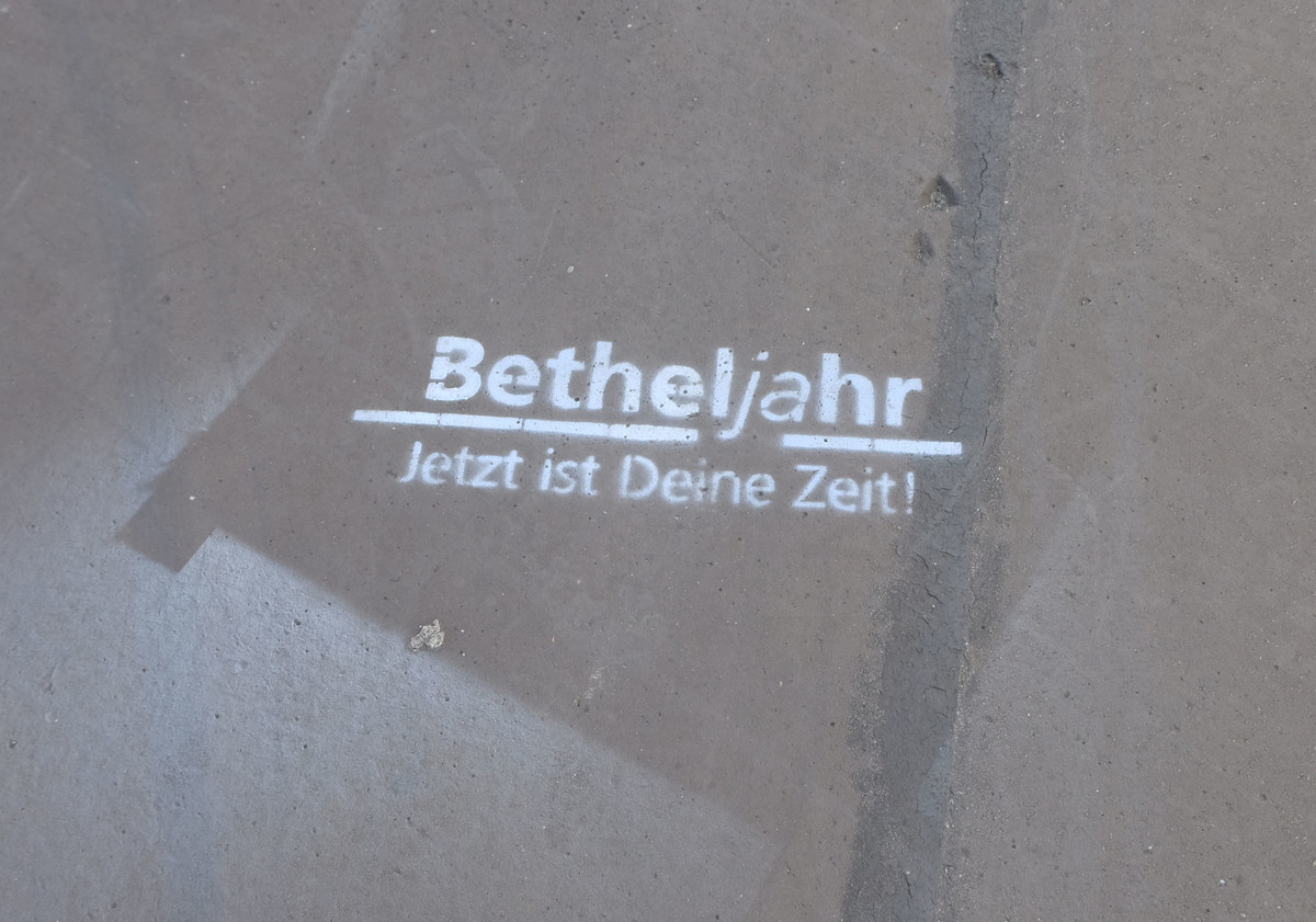 Bethel Graffiti