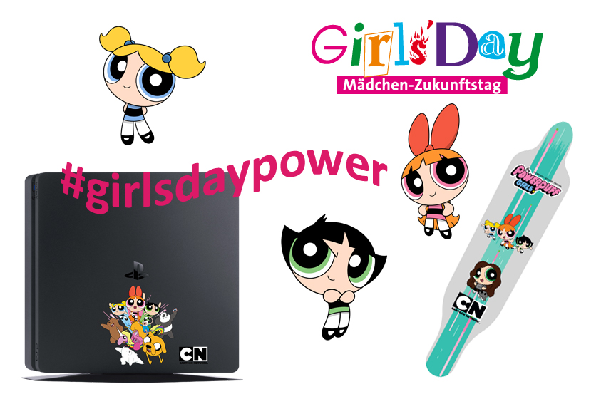 Collage #girlsdaypower