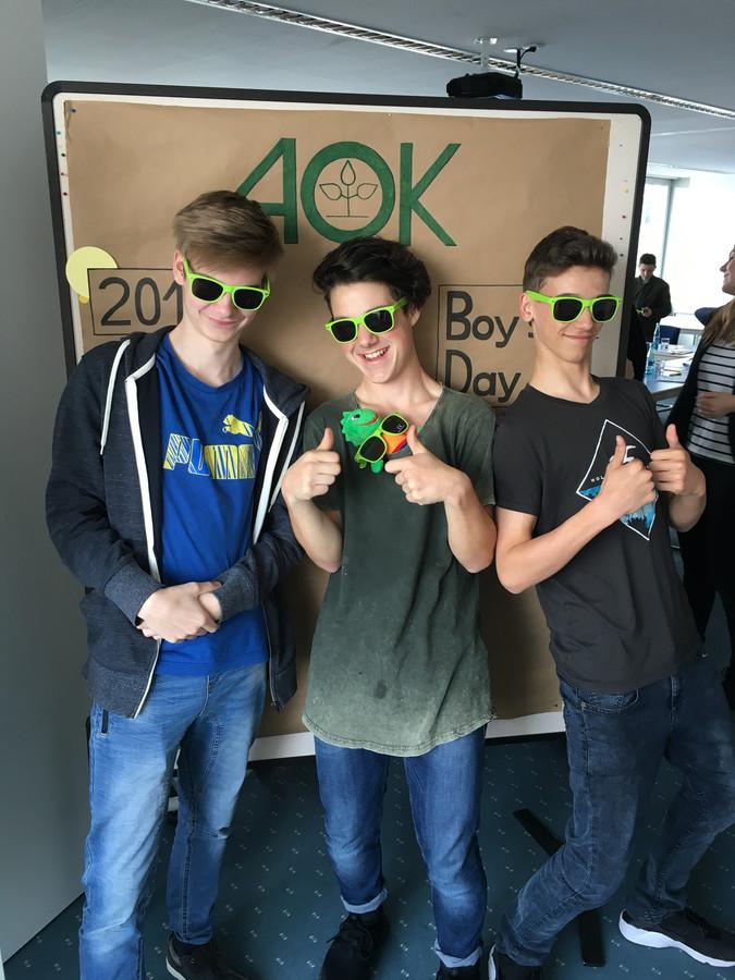 Wettbewerb #boysdaypower